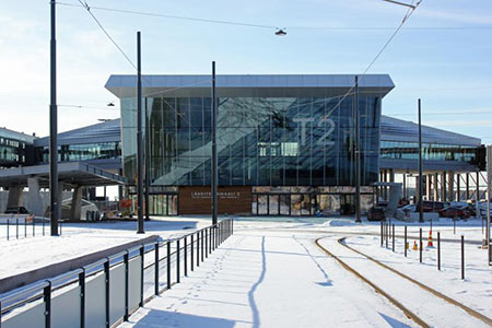 West Terminal 2.  Photo: Port of  Helsinki