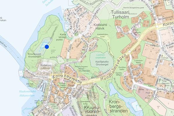 Alueen maankäyttöä ohjaava asemakaava tuli lainvoimaiseksi 7.12.2020. Lampea ympäröivä luonnonsuojelualue lienee hieman laajempi, kuin mitä kaavakartta näyttää.