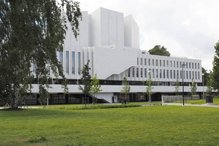 New Alvar Aalto website for ar...