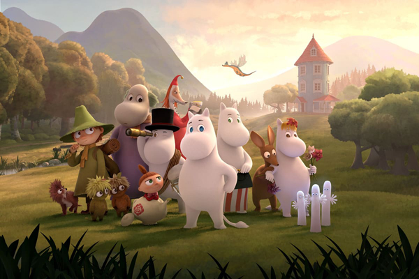 New Moominvalley TV series launched – from Helsinki to world