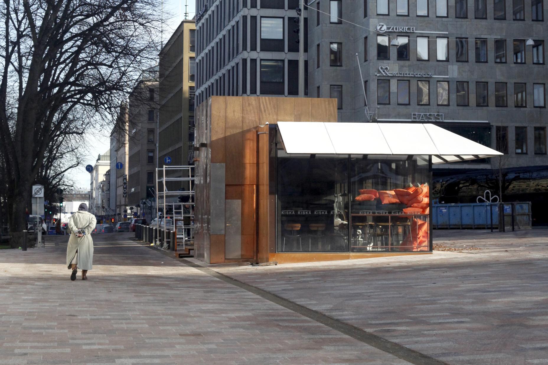 Erottaja. © Helsingin kaupungin rakennusvalvonta