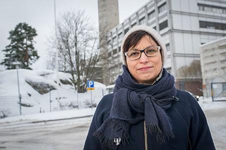 Ilmala står inför en omvälvande utveckling till en modern stadsdel med tusentals boende, säger projektchef Niina Puumalainen.