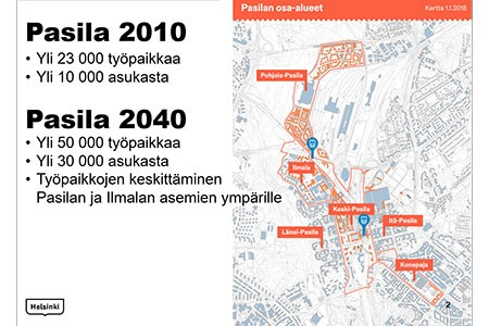 Kartan åskådliggör förändringen.