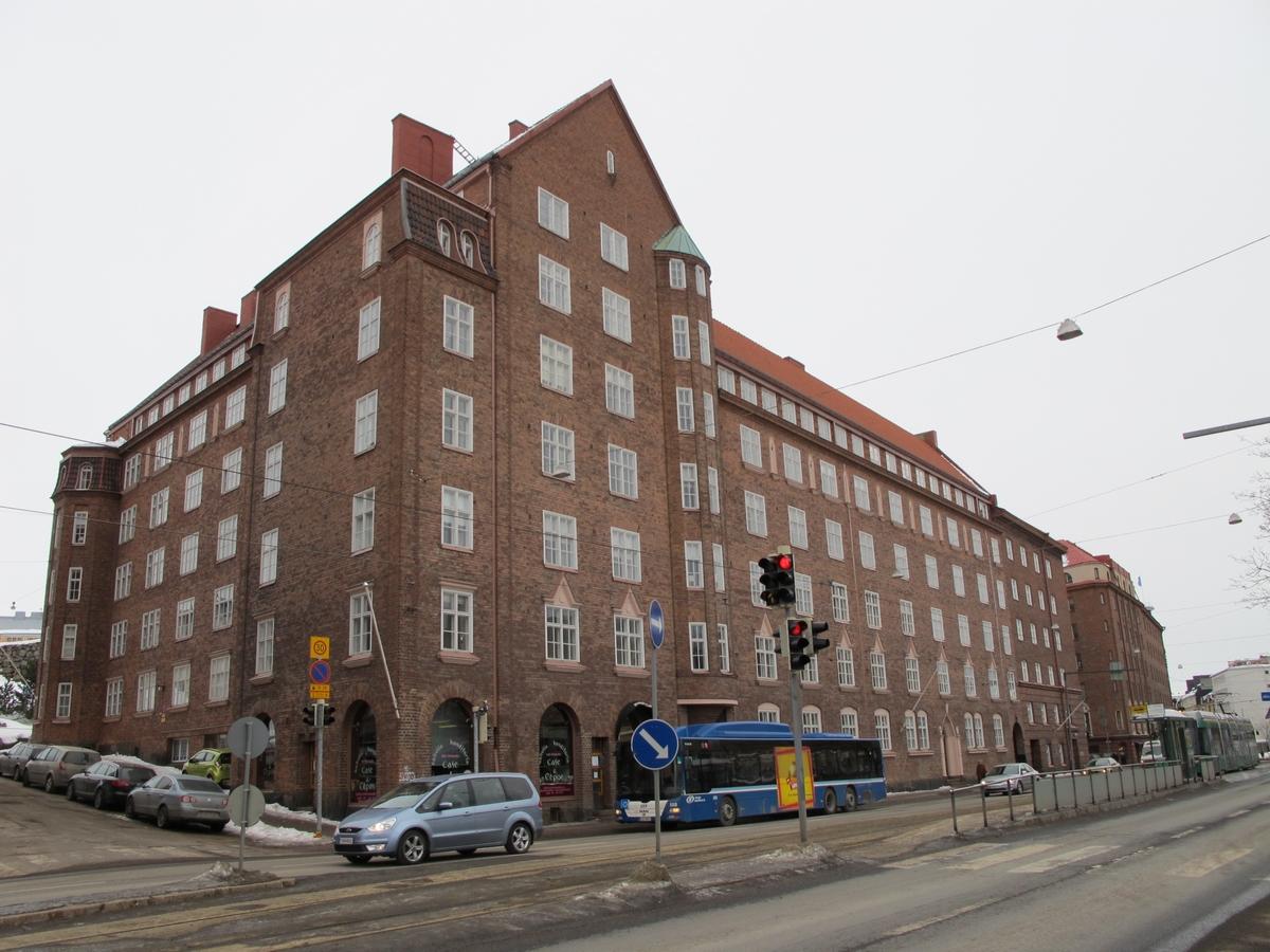 Sammonkatu 8 Lahti