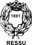 Ressun lukion logo