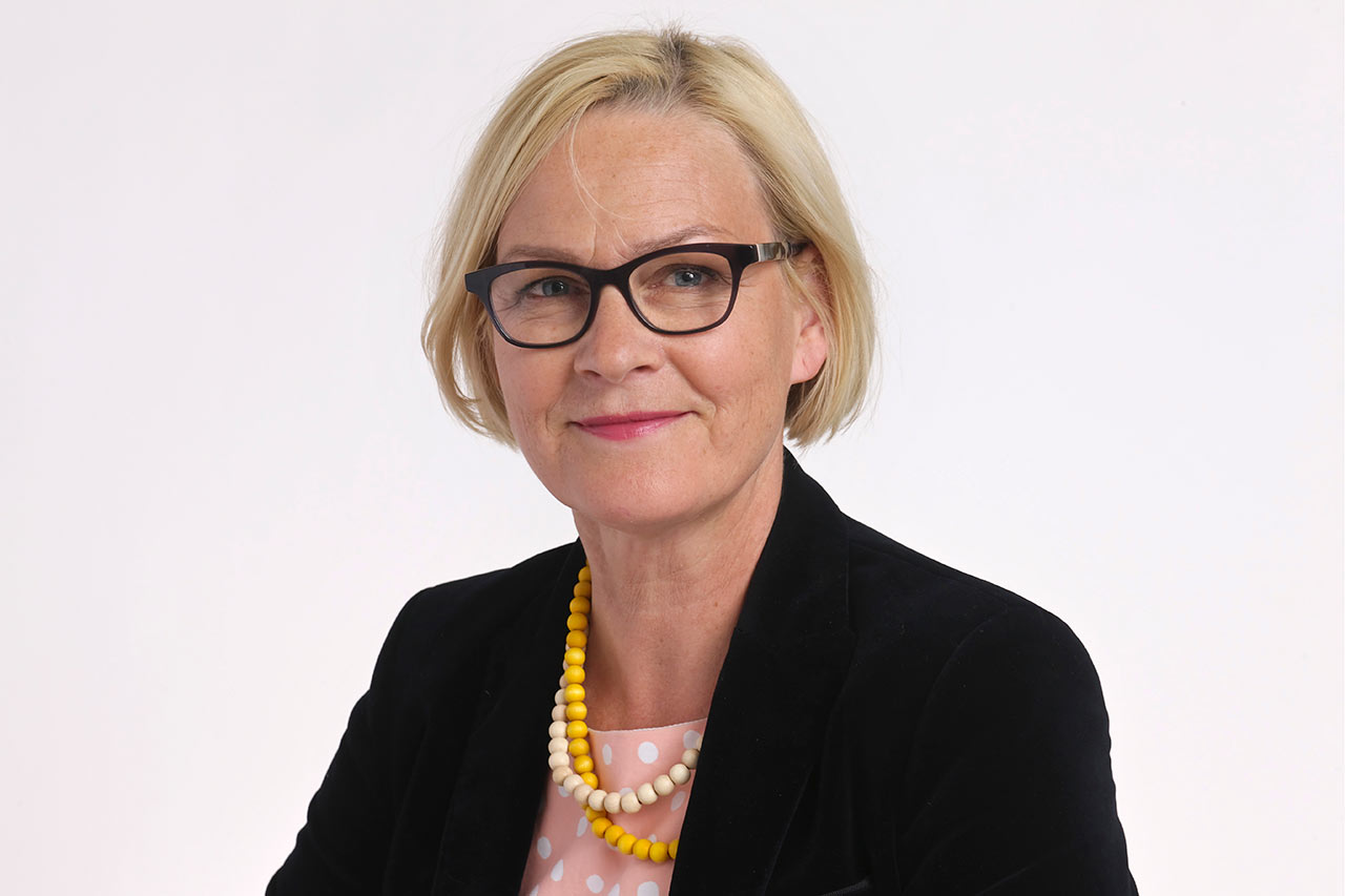 Eva Biaudet  Kuva: Pertti Nisonen / Helsingin kaupunki