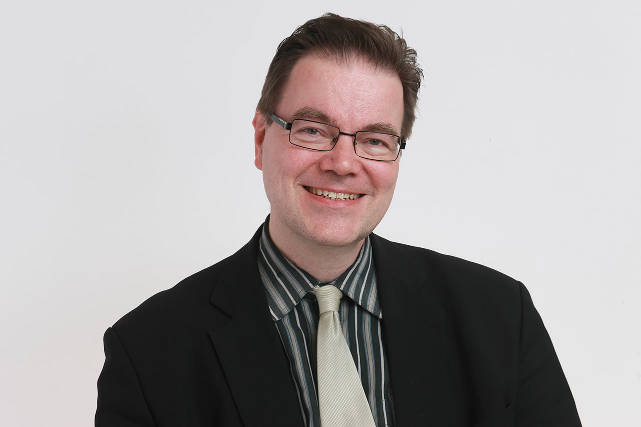 Mika Ebeling  Kuva: Pertti Nisonen / Helsingin kaupunki