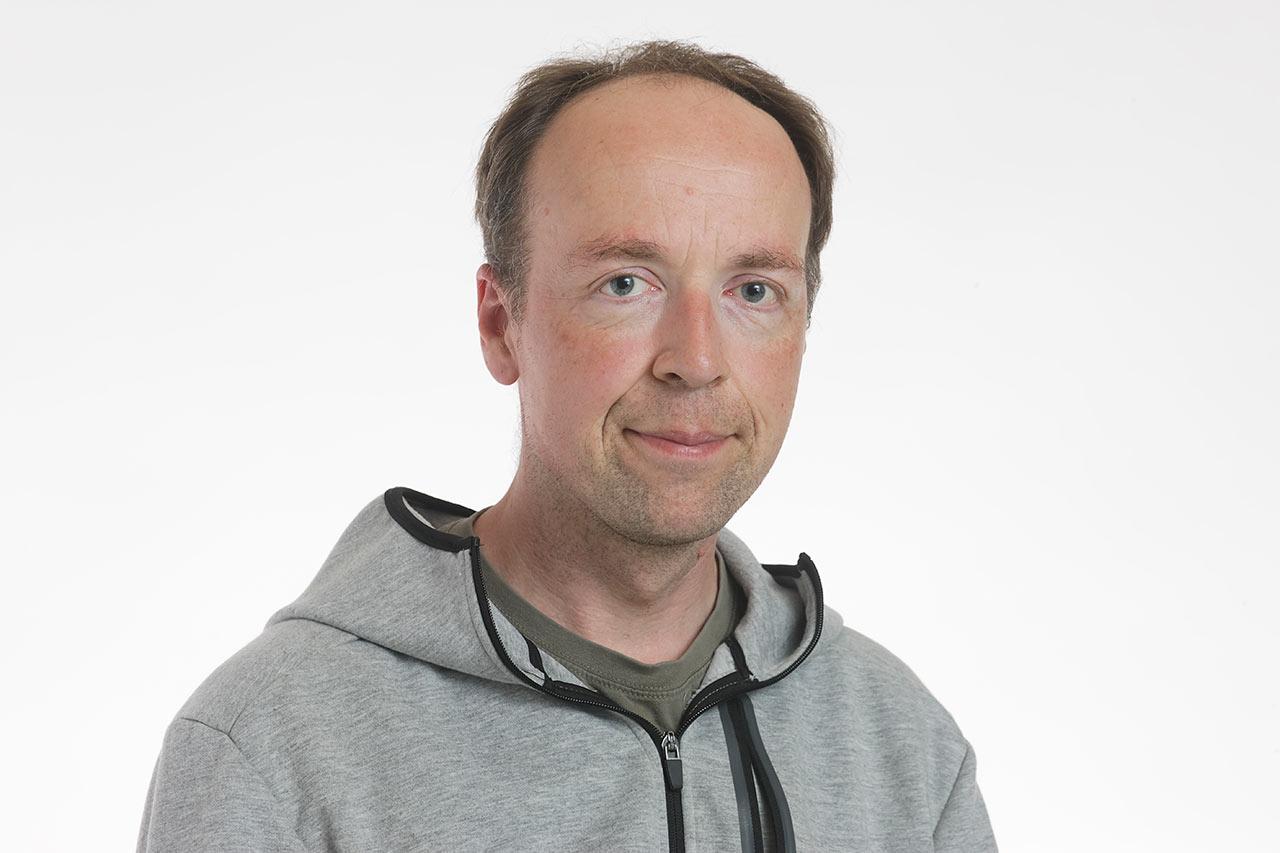 Jussi Halla-aho  Kuva: Pertti Nisonen / Helsingin kaupunki