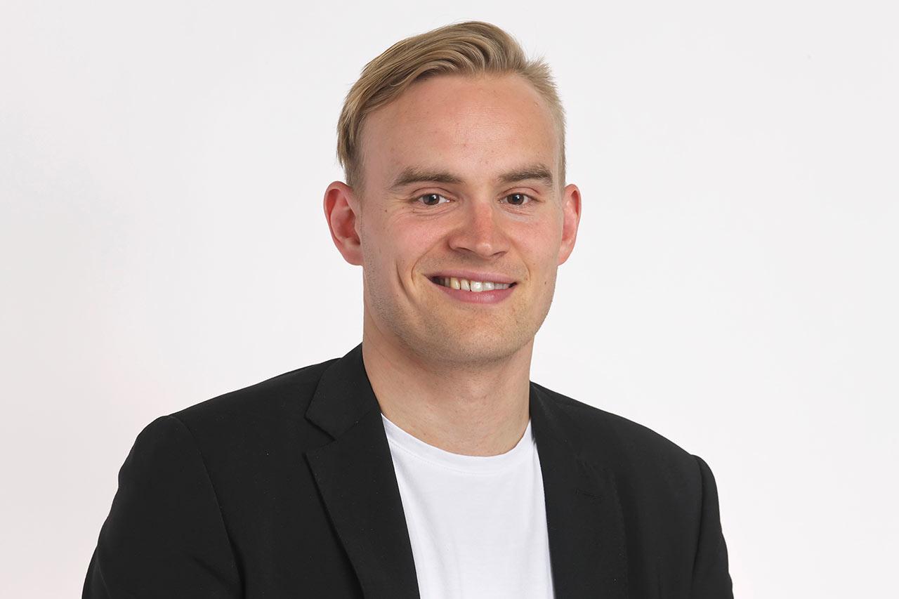 Atte Harjanne  Kuva: Pertti Nisonen / Helsingin kaupunki