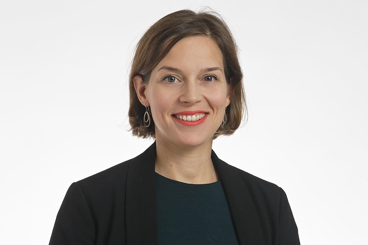 Mari Holopainen  Kuva: Pertti Nisonen / Helsingin kaupunki