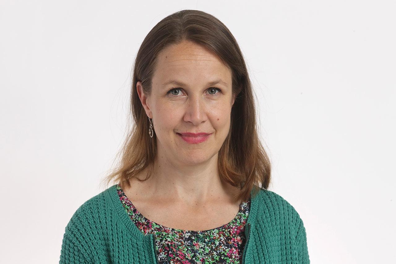 Veronika Honkasalo  Kuva: Pertti Nisonen / Helsingin kaupunki