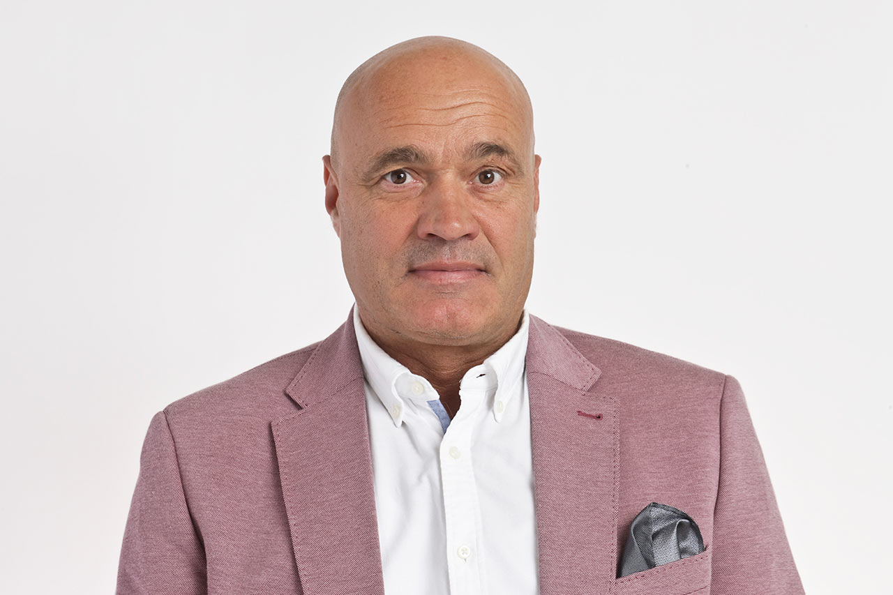 Jukka Järvinen  Kuva: Pertti Nisonen / Helsingin kaupunki