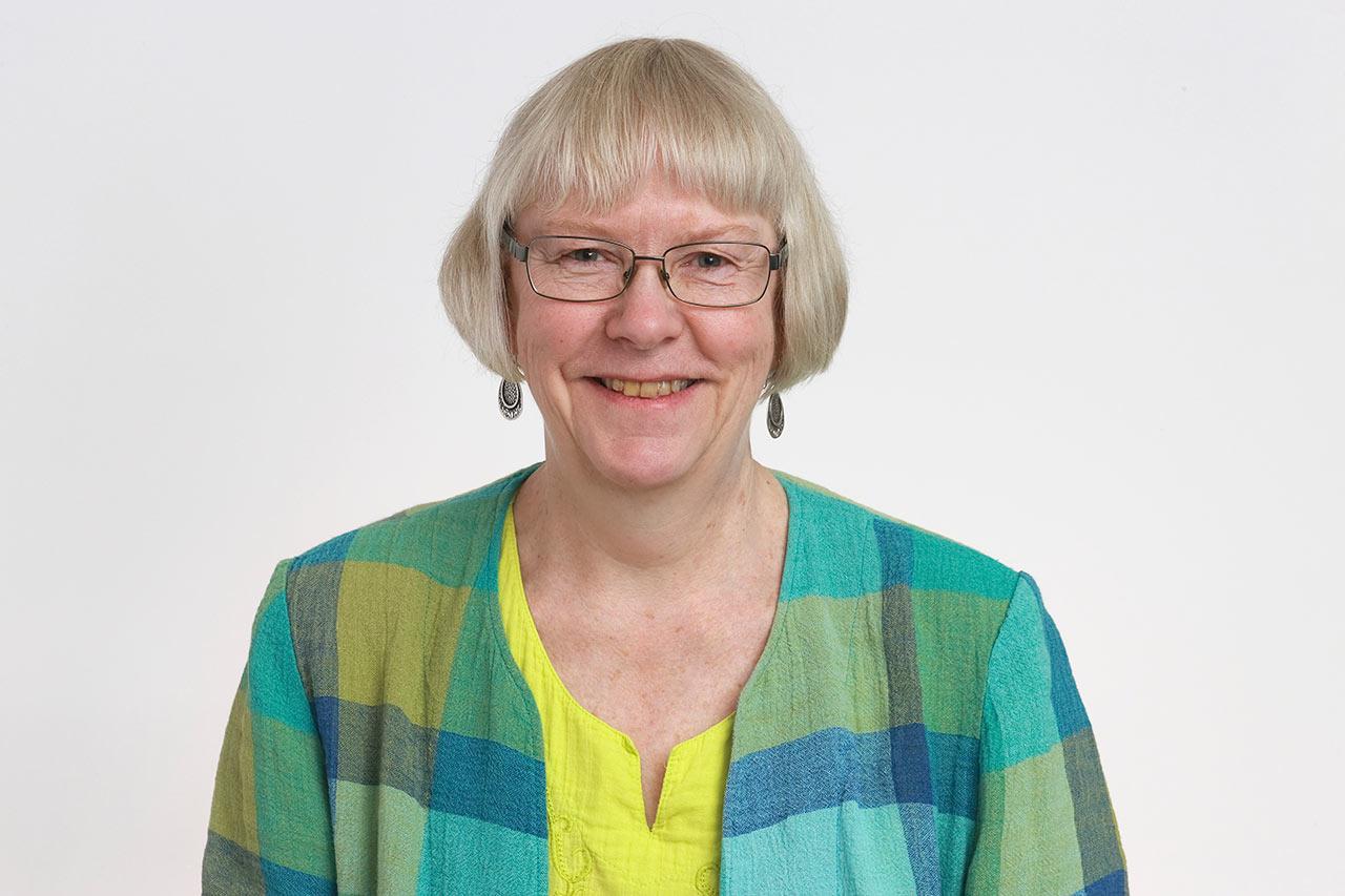 Kati Juva  Kuva: Pertti Nisonen / Helsingin kaupunki