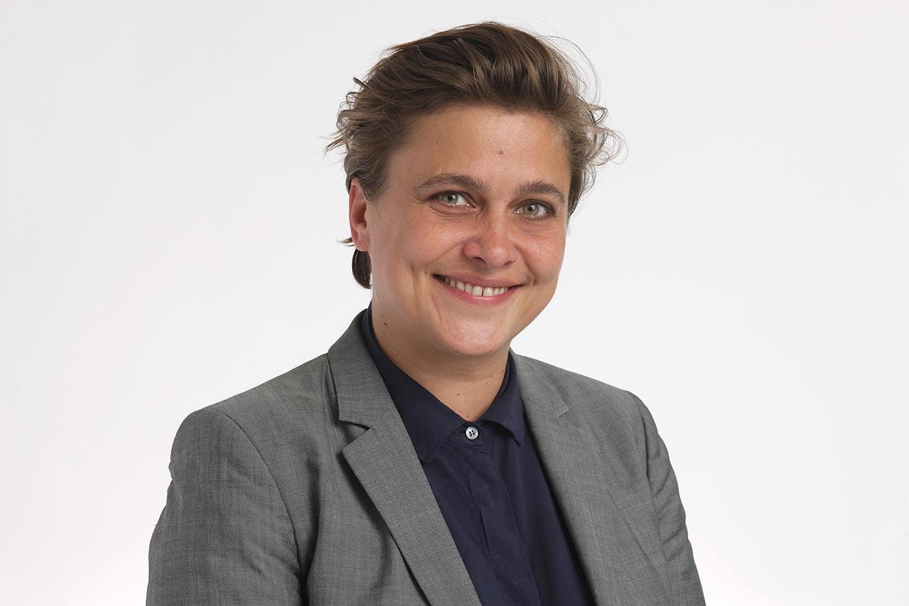 Silvia Modig  Kuva: Pertti Nisonen / Helsingin kaupunki