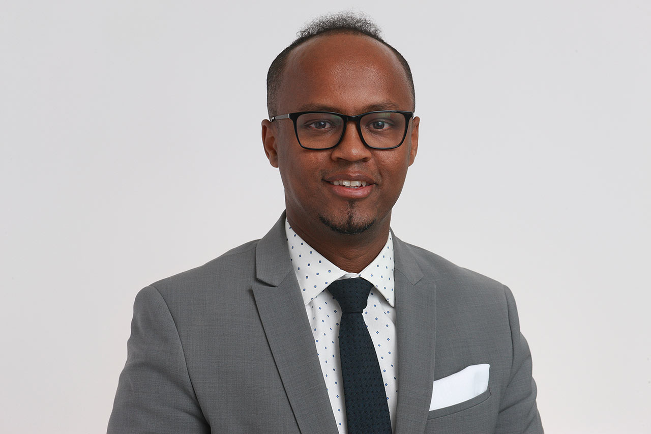 Abdirahim (Husu) Hussein Kuva: Pertti Nisonen / Helsingin kaupunki