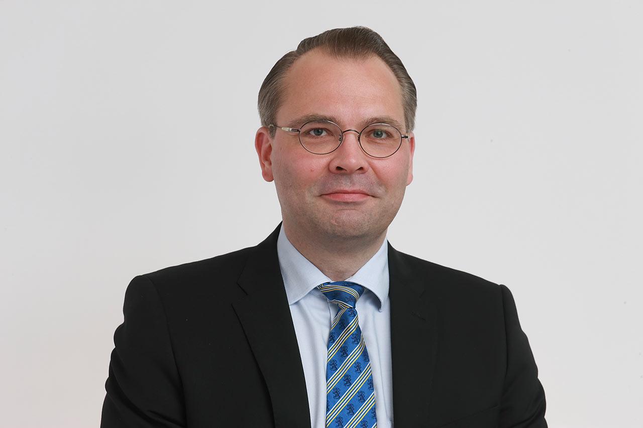 Jussi Niinistö  Kuva: Pertti Nisonen / Helsingin kaupunki