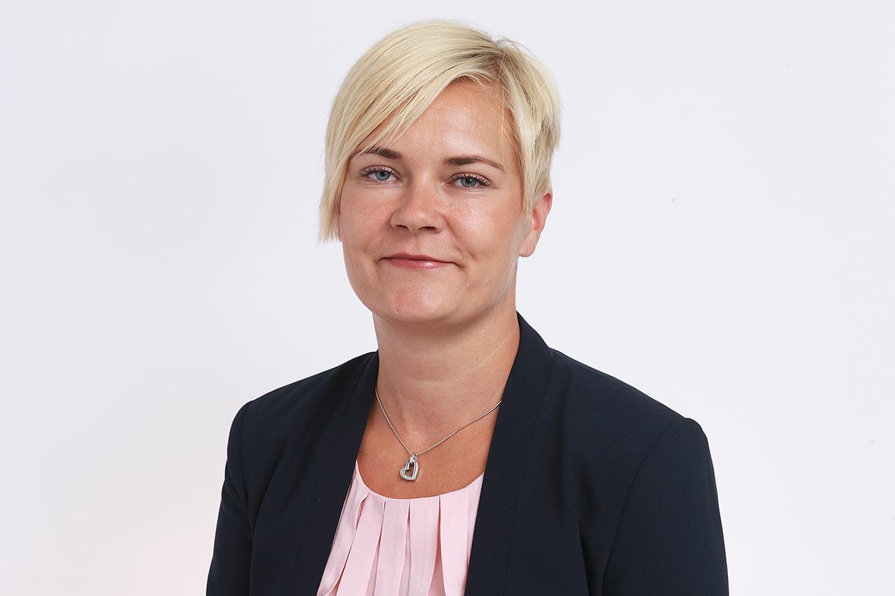Mari Rantanen  Kuva: Pertti Nisonen / Helsingin kaupunki