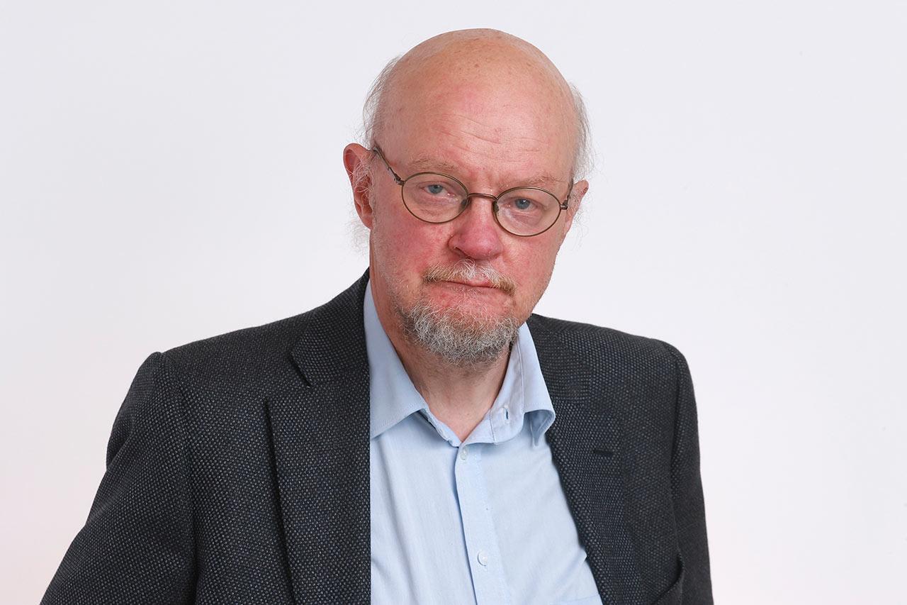 Osmo Soininvaara  Kuva: Pertti Nisonen / Helsingin kaupunki