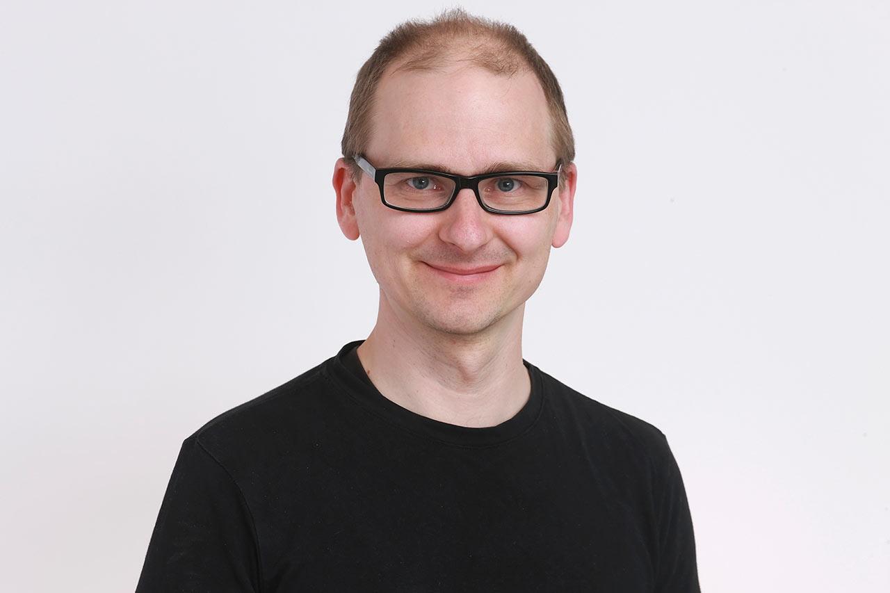 Leo Stranius  Kuva: Pertti Nisonen / Helsingin kaupunki