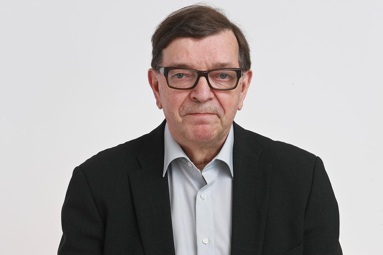 Paavo Väyrynen  Kuva: Pertti Nisonen / Helsingin kaupunki