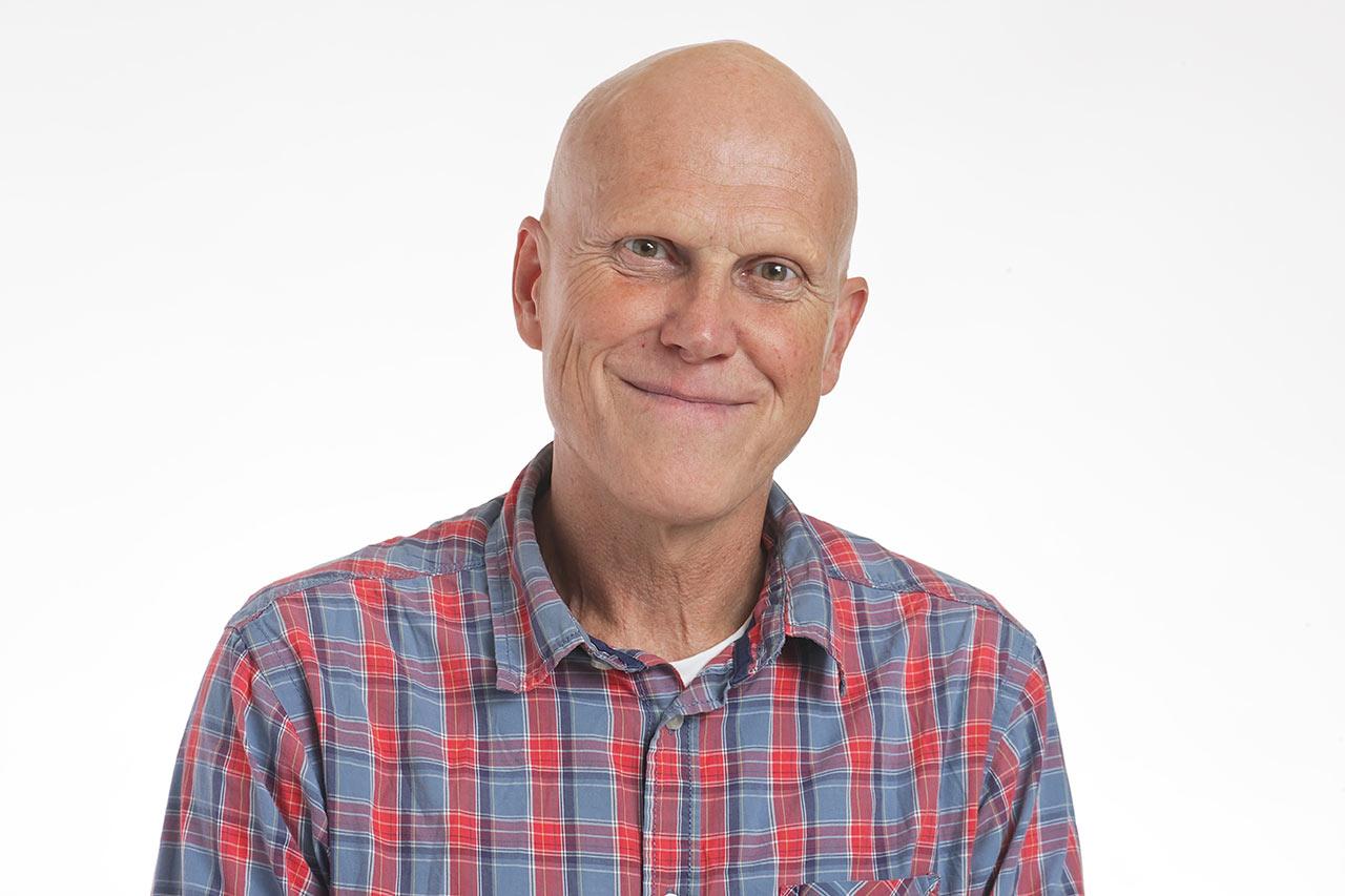 Thomas Wallgren  Kuva: Pertti Nisonen / Helsingin kaupunki