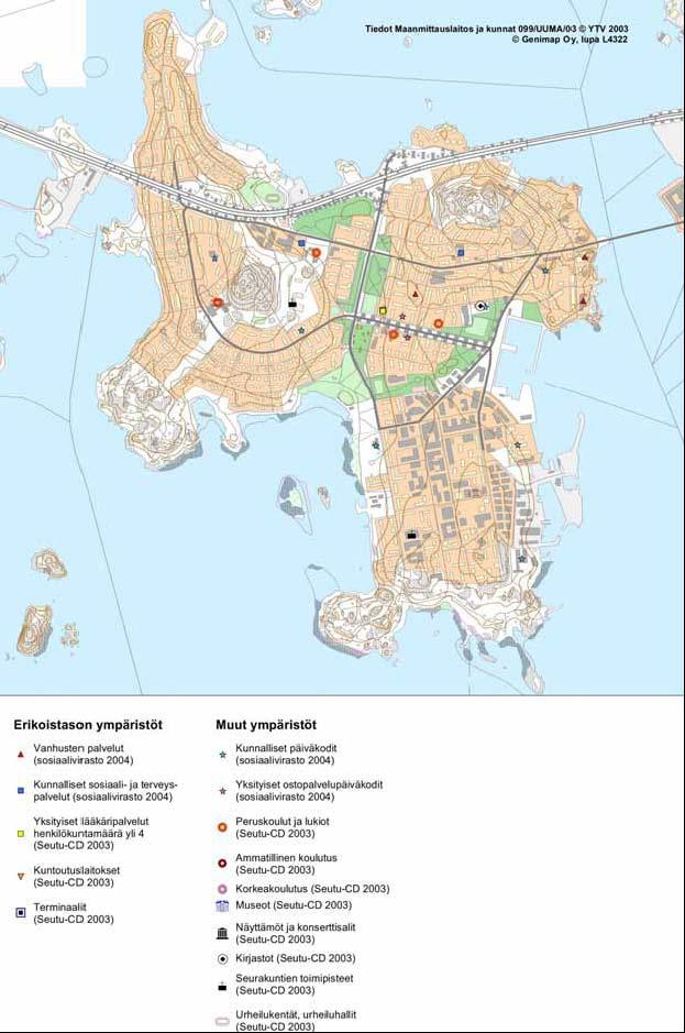 Kaupungin Esteettomyyssuunnitelma