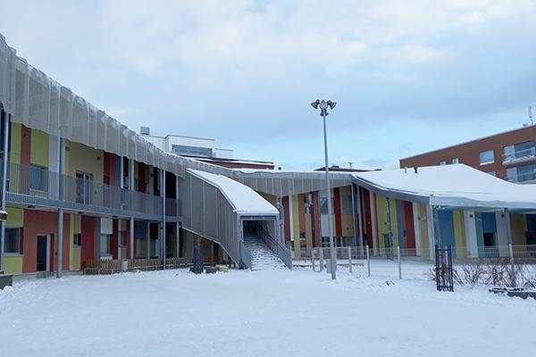 Bild av verksamhetsställetFinskspråkig eftermiddagsverksamhet / Kalasataman peruskoulu, Nano; lasten ja nuorten Kerhotoiminta Oy