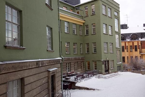 Bild av verksamhetsställetFinskspråkig eftermiddagsverksamhet / Elias-koulu, Elias-Koulun Kouluyhdistys ry