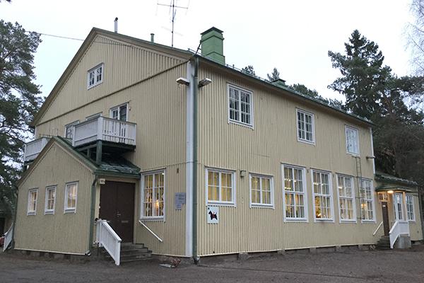 Kuva toimipisteestä: Eftermiddagsverksamhet / Hoplaxskolan / Sockenbacka eftis, Folkhälsan Välfärd Ab