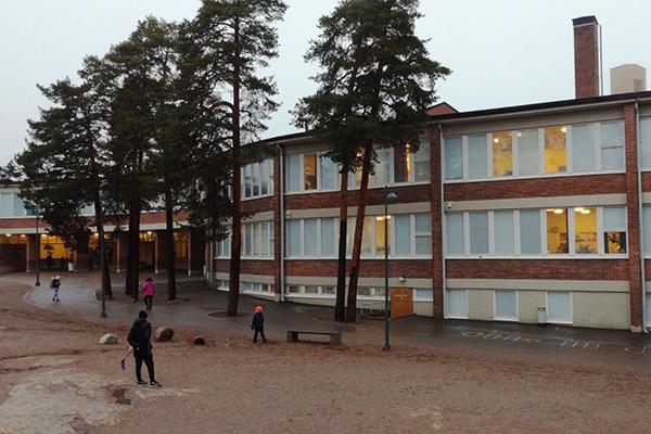 Picture of unit: Afternoon activities / Meilahti Comprehensive School, Lower Stage, Helsingin Jalkapalloklubi ry