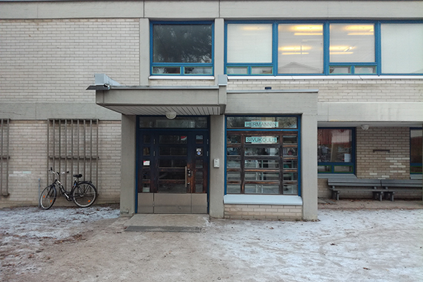 Picture of unit: Afternoon activities / Vallila Comprehensive School, Lower Stage / Saarenkadun toimintapaikka, Helsingin Jalkapalloklubi ry