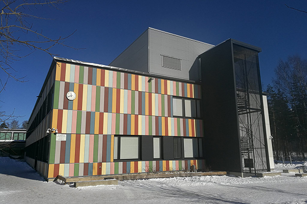 Picture of unit: Afternoon activities / Vesala Comprehensive School, Helsingin Nuorten Miesten Kristillinen Yhdistys r.y.
