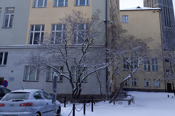 Picture of location: Afternoon activities / Kallio Comprehensive School, Lower Stage (EAUT), Education Division
