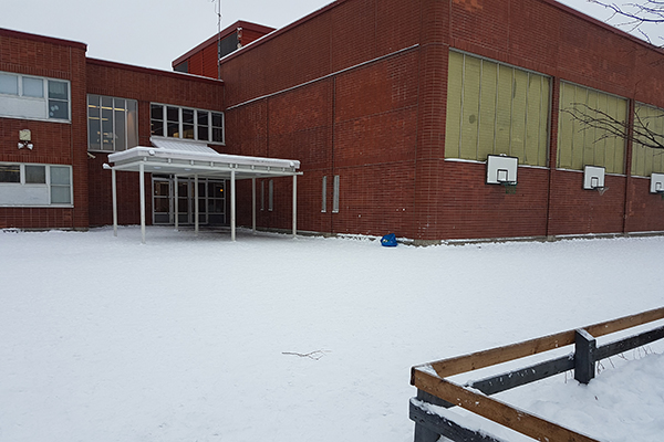 Picture of location: Afternoon activities / Suutarila Comprehensive School, Lower Stage, Helsingin Lastenliitto ry