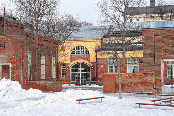 Picture of location: Afternoon activities / Katajanokka Comprehensive School, Lower Stage, Education Division