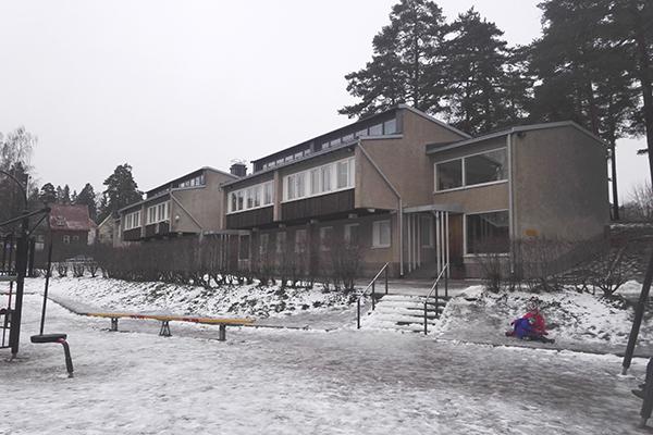 Picture of location: Afternoon activities / Fritidshemmet i Kottby / Kottby lågstadieskola (Comprehensive School, Lower Stage), Kottbynejdens svenska förening rf
