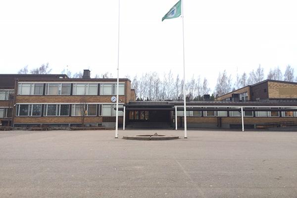 Bild av verksamhetsställetFinskspråkig eftermiddagsverksamhet / Haagan peruskoulu, Liikkis / Sari Wicklund