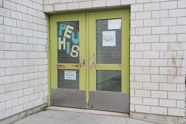 Picture of location: Afternoon activities / Paloheinä Comprehensive School, Lower Stage, Liikuntapeuhis ry