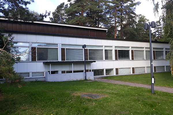 Picture of unit: Afternoon activities / Munkkivuori Parish: Munkkivuori Church, Helsinki Ecclesiastical Association