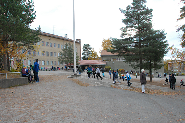 Picture of unit: Afternoon activities / Pohjois-Haaga Comprehensive School, Lower Stage, Education Division