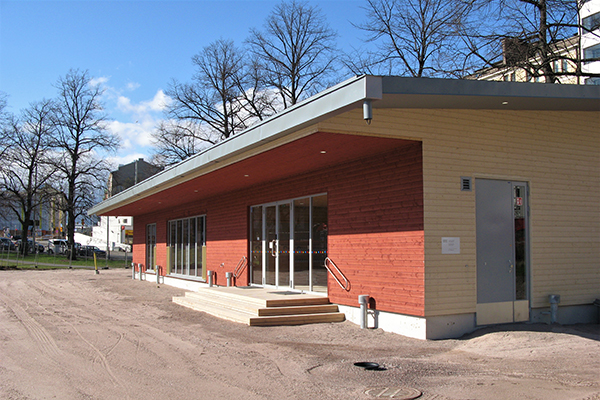 Kuva toimipisteestä: Leikkipuisto Brahe