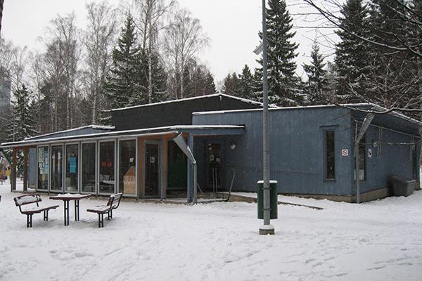Kuva toimipisteestä: Leikkipuisto Iso-Antti