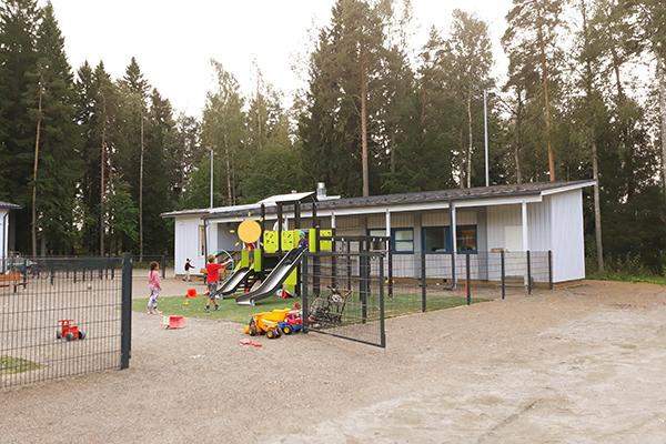 Kuva toimipisteestä: Leikkipuisto Jakomäki