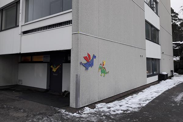 Picture of unit: Playground Lohikäärmepuisto