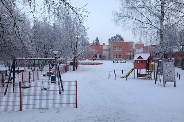 Kuva toimipisteestä: Leikkipuisto Nurkka