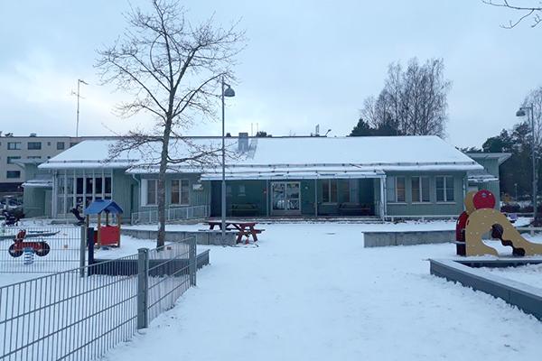 Bild av verksamhetsställetLekparken Rudolf