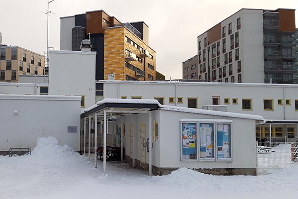 Kuva toimipisteestä: Leikkipuisto Ruoholahti