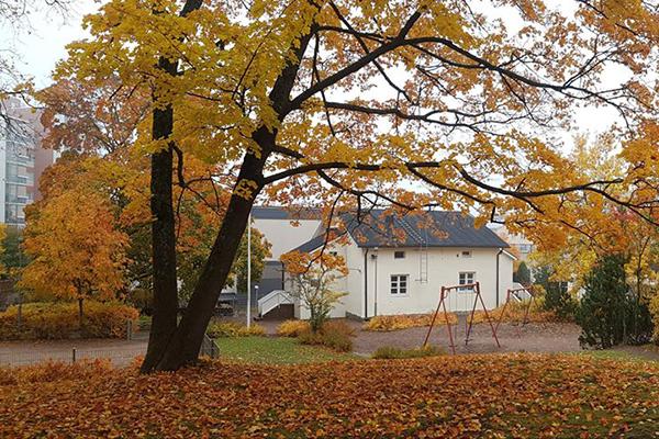 Bild av verksamhetsställetLekparken Strömberg