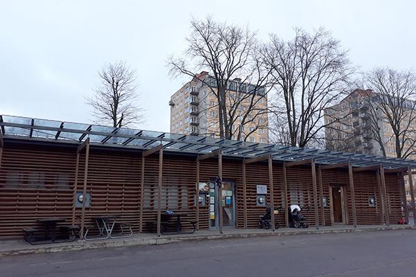 Picture of location: Playground Taivallahti