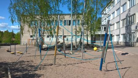 Bild av verksamhetsställetEftermiddagsverksamhet / Månsas lågstadieskola, Folkhälsan Välfärd Ab